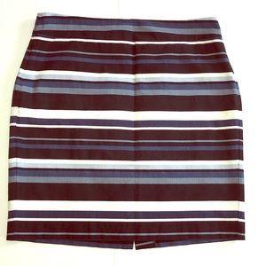 🌿Banana Republic Textured Skirt